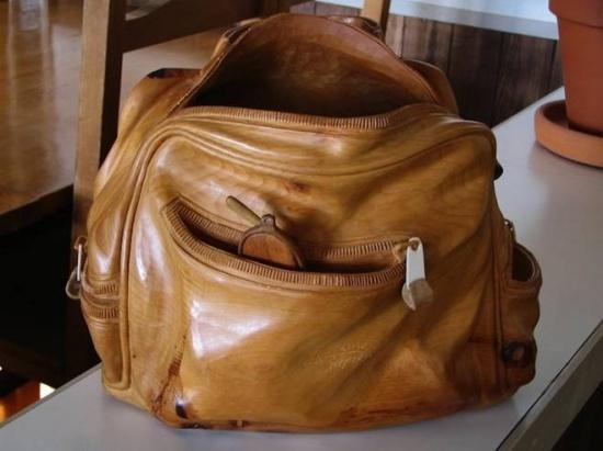 【意大利艺术家的超逼真木雕】; 点木成金的意大利艺术家; 超写实木雕