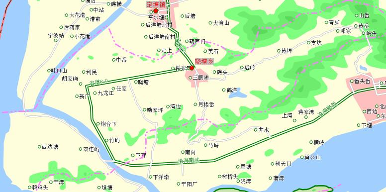 鹤浦镇地处宁波市第一大岛——南田岛,陆地面积102平方公里,下辖47