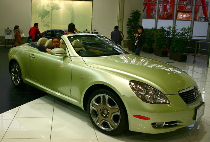 跑车/凌志430跑车,470万日元,便宜吧