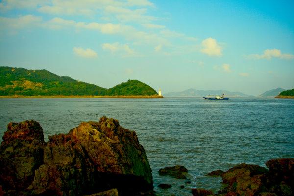 10月31日鹤浦镇水糊涂摄影创作圆满成功:照片跟进